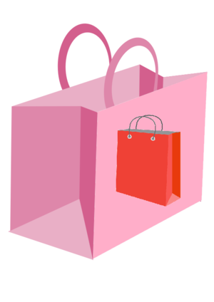 Pink and red shopping bag.png